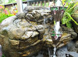 Backyard Waterfall Small Backyard Waterfalls Garden U0026 Patio Rock Waterfalls