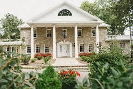 mansion rentals for weddings linwood estate home