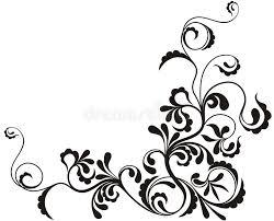 ornamental floral background stock images image 3901614