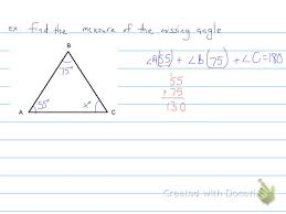 missing angles in triangles worksheet how to read a tape measure
