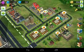 simcity android sim city ventures into city building with build it app android