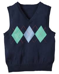 argyle v neck sweater vest carters