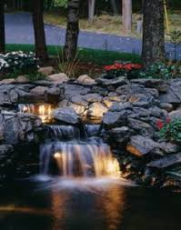 Backyard Water Falls by 53 Incredibly Fabulous And Tranquil Backyard Waterfalls Gardens