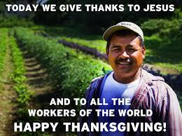 Mexican Thanksgiving Meme - thank you jesus atheism