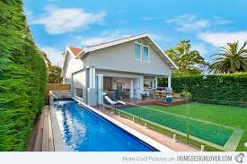 Swimming Pool Ideas For Backyard Small Backyard Swimming Pool Designs Home Interior Design And
