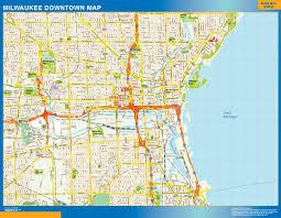 San Francisco Downtown Map by Wisconsin Map Milwaukee Supercharger Tesla Map Maps Usa Florida