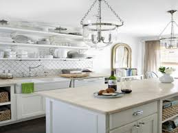 Cottage Kitchen Backsplash Rate My Space Hgtv Kitchen Backsplash Ideas White Cottage Kitchen