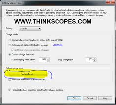 resetting battery windows 7 battery reset procedure for thinkpad thinkscopes