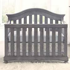 Meadowdale Convertible Crib Westwood Meadowdale Collection Convertible Crib In Cloud