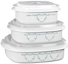 Corelle Country Cottage Glasses by Amazon Com Corelle Coordinates By Reston Lloyd 6 Piece Microwave
