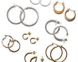80s hoop earrings 80s hoops etsy