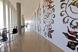Milwaukee Art Museum Floor Plan by Milwaukee Art Museum Atrium Addition And Renovation Hunzinger