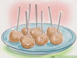What To Serve At A Cocktail Party - how to throw a cocktail party 15 steps with pictures wikihow