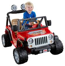 electric jeep for kids 10 best power wheels cars for boys best deals for kids