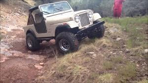 jeep 1985 lifted 1985 jeep cj7 trail riding youtube