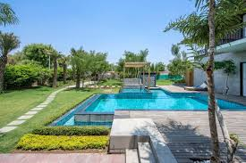 luxury villa with personal pool villas for rent in jaipur