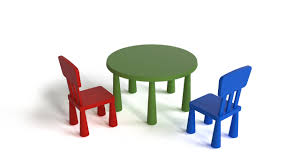 Ikea Plastic Chair Ikea Mammut Table And Chair Flyingarchitecture