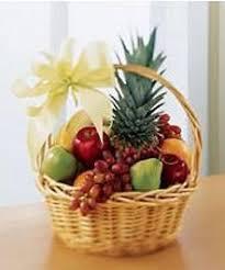 gourmet fruit baskets fruit gourmet gift baskets vandersalm s