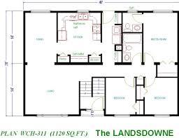 floor plans 1000 square new house plans 1000 square home deco plans