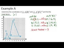 dilation in the coordinate plane ck 12 foundation