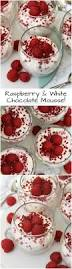 best 25 white chocolate mousse ideas on white