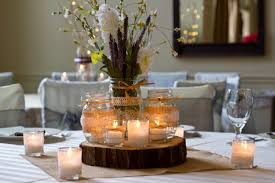 Wood Centerpieces Tree Slabs For Centerpieces Sweet Centerpieces