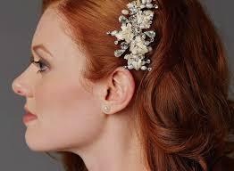 hair flowers bridal hair flowers best of top 20 best bridal headpieces