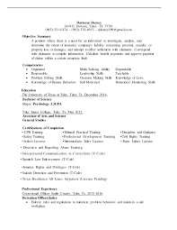 Sample Resume For Sterile Processing Technician by Darieous Dorsey Casualty And Property Field Adjuster Resume