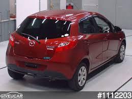 mazda demio used mazda demio from japan car exporter 1112203 giveucar