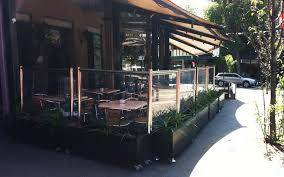 alfresco spaces outdoor heating and commercial cooling misting