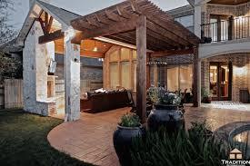 Patio Builders Houston Tx Patio Cover Builder Katy Tx Outdoor Living Area Traditional