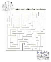 free printable mazes kids kids network