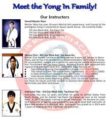 moo do about us yong in martial arts academy