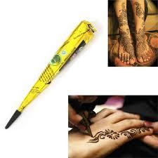 indian henna paste cone beauty women mehndi finger body cream