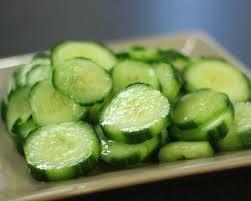 comment cuisiner un concombre recette comment dégorger un concombre