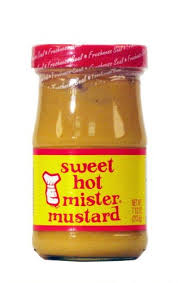 mr mustard mr mustard mustard hot swt mustard condiment