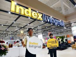 The 1st Store Of Index Living Mall In Jakarta Retail News Asia