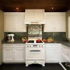 kitchen mirror backsplash interior mirrored stove backsplash kitchen rustic with antique