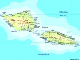 map samoa of samoa maps worl atlas samoa map maps maps of the