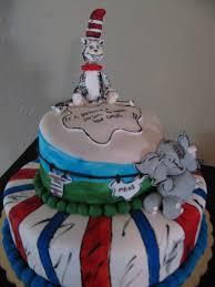dr seuss baby shower cake cakecentral com