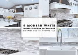 BACKSPLASHCOM Kitchen Backsplash Tiles  Ideas - Backsplash white