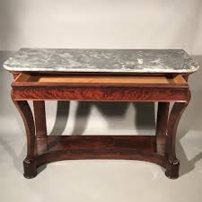 Antique Console Table Mahogany Console Table Louis Philippe Antiques Atlas