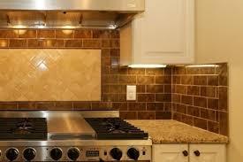 kitchen backsplash design travertine subway tile kitchen backsplash ideas kitchentoday