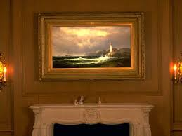 accent lighting for paintings where should an optical framing projector be used for artwork