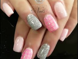 nail art cute full set nail designs awesome gel nails at home