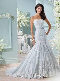 Blue Wedding Dress Wedding Wish List Wednesday David Tutera Simple Elegance By Laura