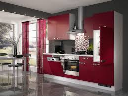 Kitchen Back Splash Ideas Red Kitchen Backsplash Ideas U2014 Smith Design Simple But Effective