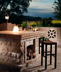 designing with fire outdoor living by belgard