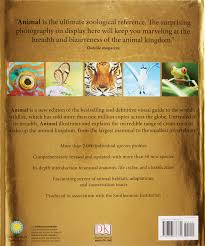 animal the definitive visual guide dk publishing 9780756686772