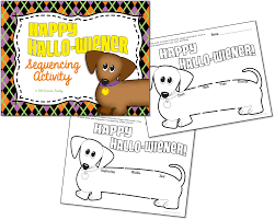 Halloween Graphic Organizers by Who U0027s Who And Who U0027s New Happy Hallo Wiener Freebie Too